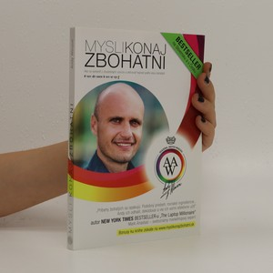 náhled knihy - Mysli, konaj, zbohatni (slovensky)