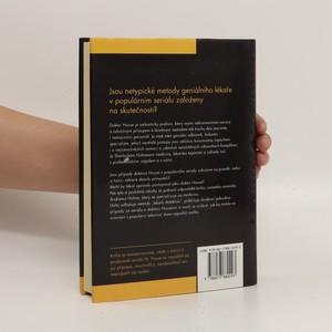 antikvární kniha Dr. House. Pravda a mýty o netradičních lékařských metodách v populárním seriálu, 2007