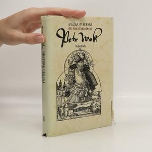 náhled knihy - Petr Vok z Rožmberka