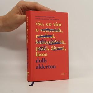 náhled knihy - Vše, co vím o lásce