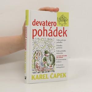 náhled knihy - devatero pohadek