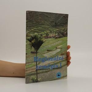 náhled knihy - Regionální zeměpis I