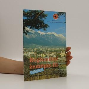 náhled knihy - Regionální zeměpis III : Evropa : učebnice zeměpisu