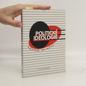 náhled knihy - Politické ideologie