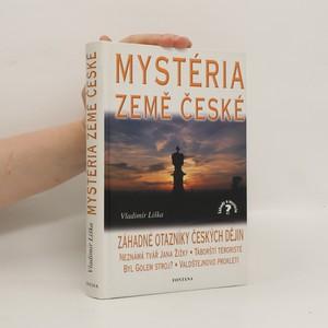 náhled knihy - Mystéria země české