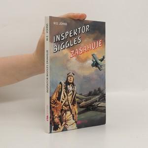 náhled knihy - Inspektor Biggles zasahuje