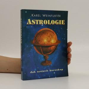 náhled knihy - Astrologie. Jak sestavit horoskop