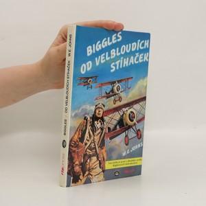 náhled knihy - Biggles od velbloudích stíhaček
