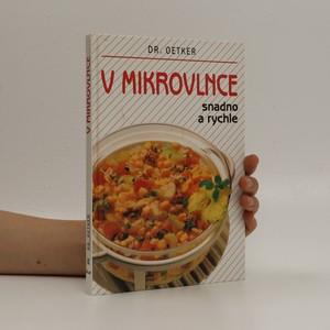 náhled knihy - V mikrovlnce snadno a rychle