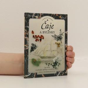 náhled knihy - Čaje a bylinky (slovensky)