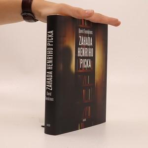 náhled knihy - Záhada Henriho Picka
