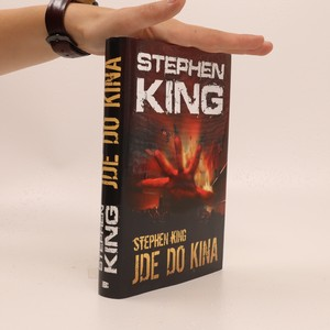 náhled knihy - Stephen King jde do kina