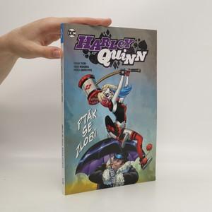 náhled knihy - Harley Quinn. Pták se zlobí