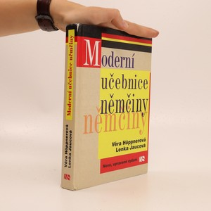 náhled knihy - Moderní učebnice němčiny : vhodná i pro samouky