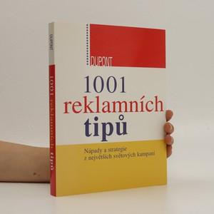 náhled knihy - 1001 reklamních tipů
