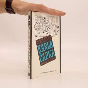 náhled knihy - Silvestrovská aféra Karla Čapka - Václav Kapoun