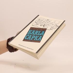 antikvární kniha Silvestrovská aféra Karla Čapka - Václav Kapoun, 1992