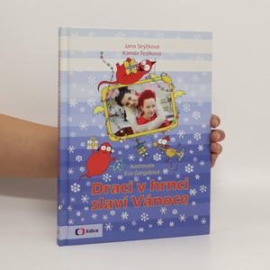náhled knihy - Draci v hrnci slaví Vánoce