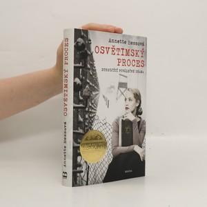 náhled knihy - Osvětimský proces