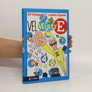 náhled knihy - VelMistr E : etiketa pro ty, kterým to trochu pálí, není nuda!