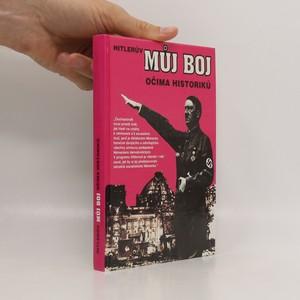 náhled knihy - Hitlerův Můj boj očima historiků