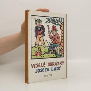 náhled knihy - Veselé obrázky Josefa Lady