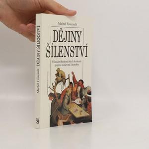 náhled knihy - Dějiny šílenství v době osvícenství. Hledání historických kořenů pojmu duševní choroby