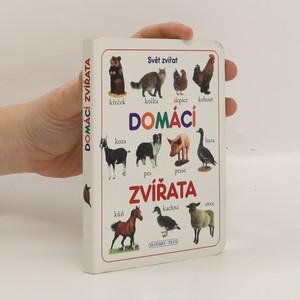 náhled knihy - Domácí zvířata