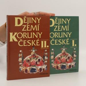 náhled knihy - Dějiny zemí Koruny české. II. a II. díl