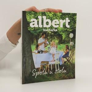 náhled knihy - Albert v kuchyni. Spolu u stolu