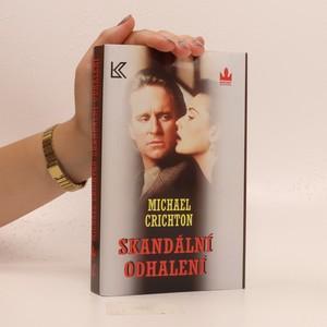 náhled knihy - Skandální odhalení