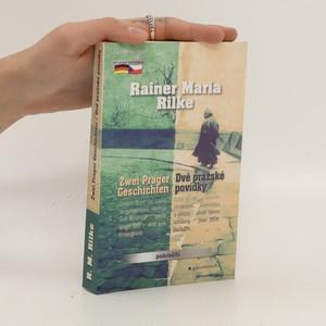 náhled knihy - Dvě pražské povídky. Zwei Prager Geschichten