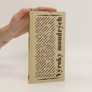 náhled knihy - Výroky moudrých