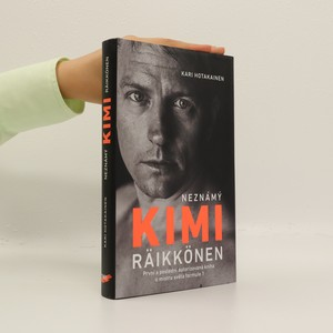 náhled knihy - Neznámý Kimi Räikkönen