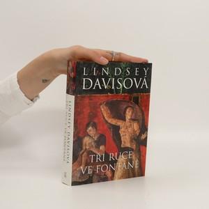 náhled knihy - Tři ruce ve fontáně