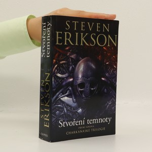 náhled knihy - Stvoření temnoty : první kniha Charkanaské trilogie