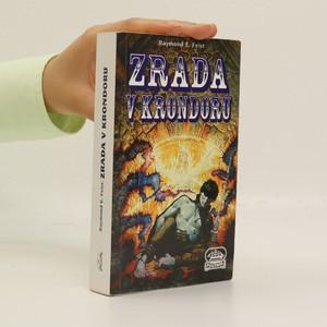 náhled knihy - Zrada v Krondoru
