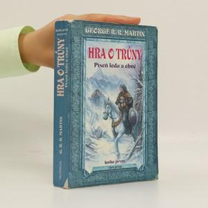 náhled knihy - Píseň ledu a ohně. Kniha první, část druhá, Hra o trůny