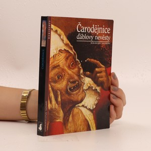 náhled knihy - Čarodějnice ďáblovy nevěsty