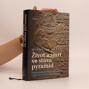 náhled knihy - Život a smrt ve stínu pyramid. Staroegyptská hrobka a společnost v době stavitelů pyramid Staré říše