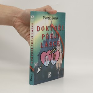 náhled knihy - Doktoři přejí lásce