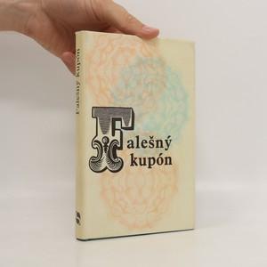 náhled knihy - Falešný kupón