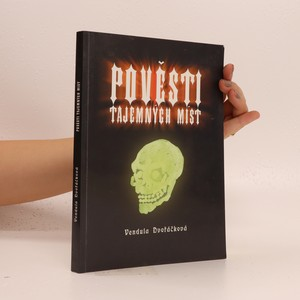 náhled knihy - Pověsti tajemných míst