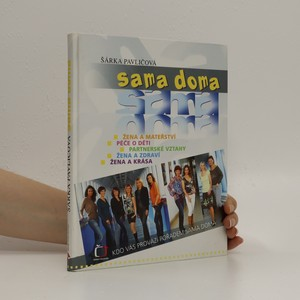 náhled knihy - Sama doma