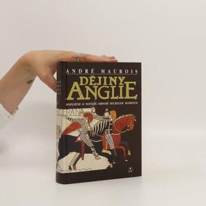 náhled knihy - Dějiny Anglie