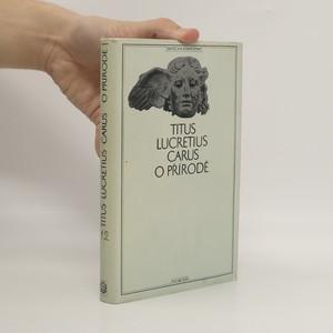 náhled knihy - O přírodě