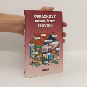 náhled knihy - Obrázkový rusko-český slovník