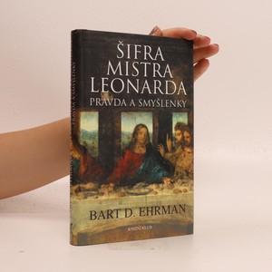 náhled knihy - Šifra mistra Leonarda. Pravda a smyšlenky