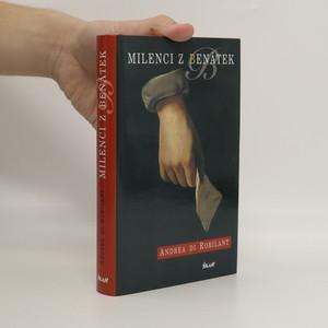 náhled knihy - Milenci z Benátek
