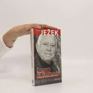 náhled knihy - Zrození ze zkumavky : svědectví o české privatizaci 1990-1997